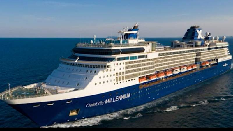 2 guests on Celebrity Millennium cruise test positive for COVID-19