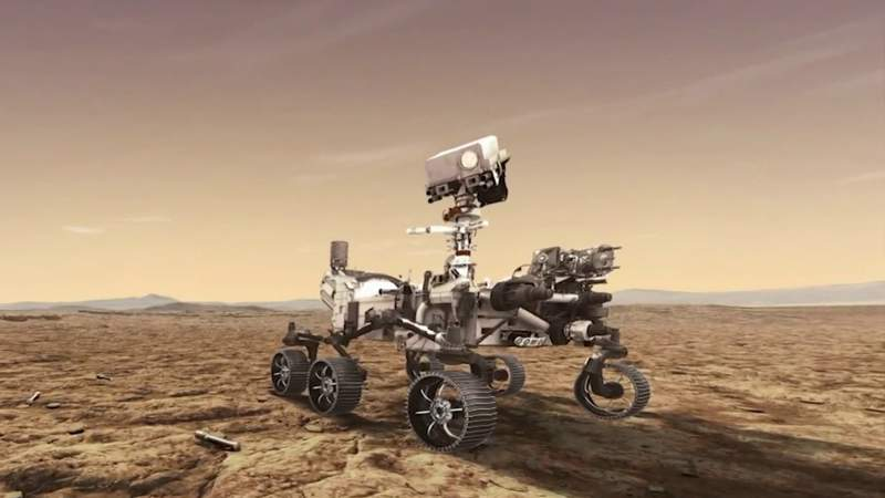 Mars 2020 mission: NASA prepared for risks of launching nuclear-powered rover