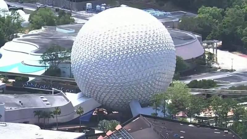 Here's when Disney, SeaWorld want to open their Orlando theme parks