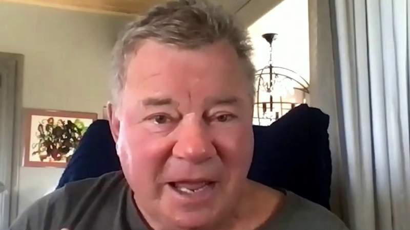 William Shatner's flight to space delayed
