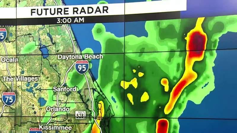 Storms move across Central Florida, tornado watch expires