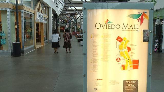 The Oviedo Mall general manager wants to save the mall by building a residential 55+ community on the property. (Image: WKMG)