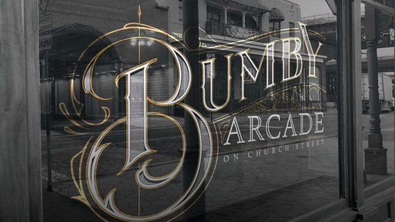 Bumby Arcade opening in downtown Orlando