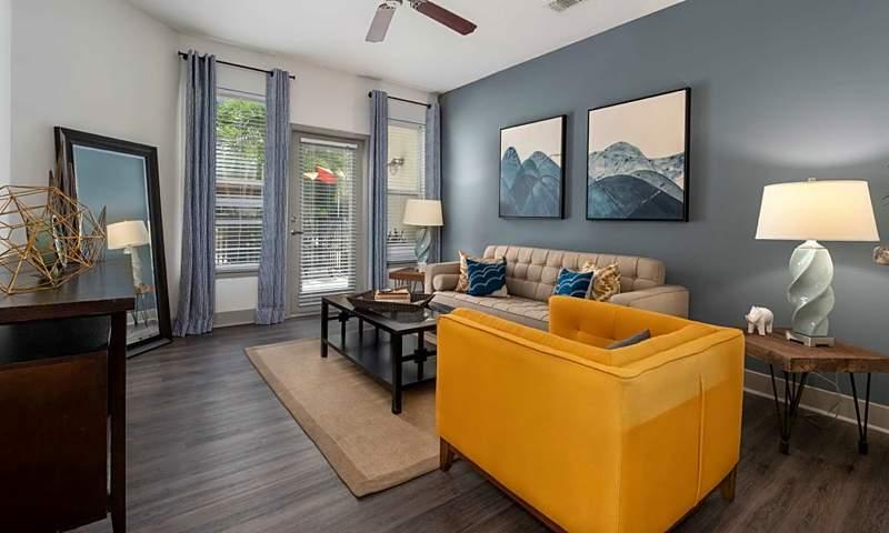 100 W. Grant St. | Photo: Apartment Guide
