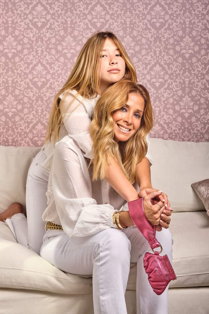 Mother-daughter power duo: Beatriz Martinez and Paulina
