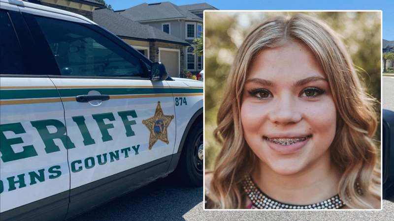 St. Johns County Sheriff's Office investigating death of Tristyn Bailey