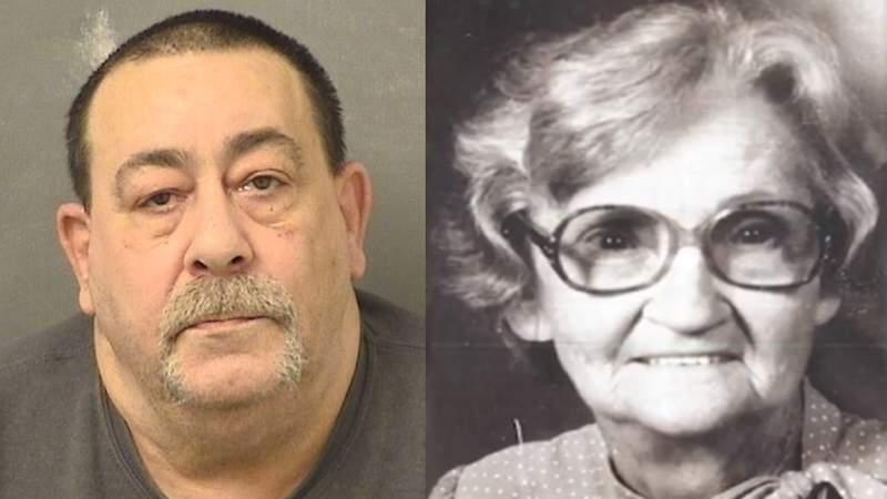 Richard C. Lange and Mildred Matheny