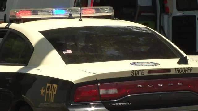 File photo of Florida Highway Patrol cruiser
