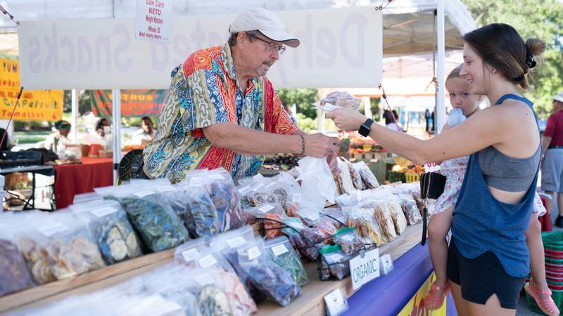 Formosa Gardens Farmers' Market opens on Nov. 6