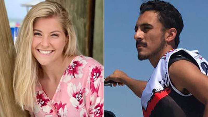 Skylar Mack, 18, and Vanjae Ramgeet, 24, face charges over violations of coronavirus safety laws in the Cayman Islands.