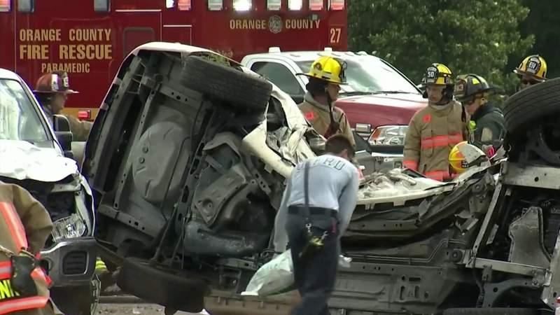 Survivor of Lee Road crash that killed 2 recounts tragic incident