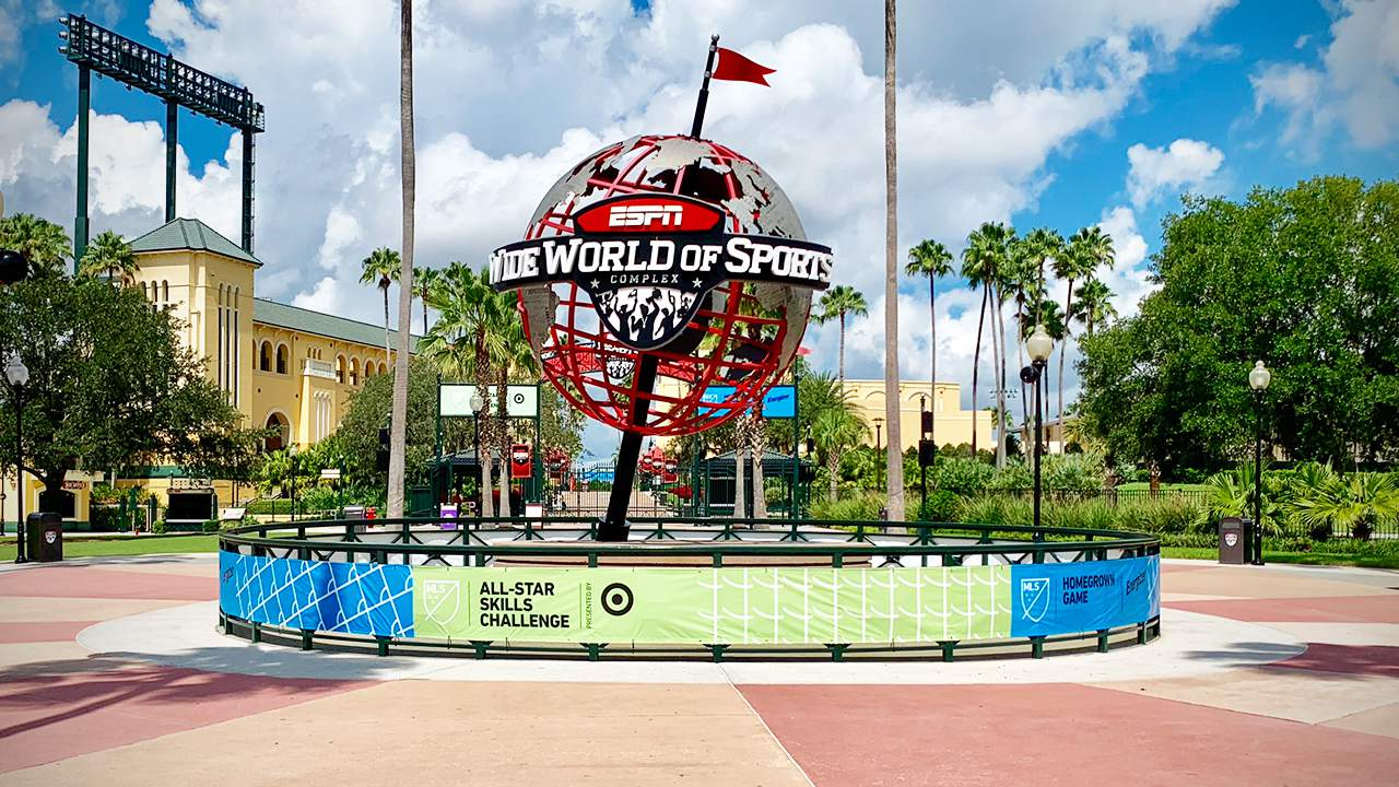 Nba Eyes Disney S Espn Wide World Of Sports Complex To Restart Season