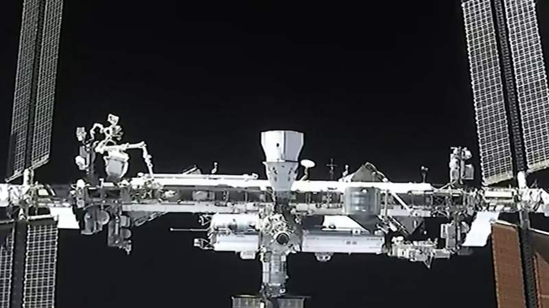 NASA reaches partnership for first private astronaut mission on International Space Station