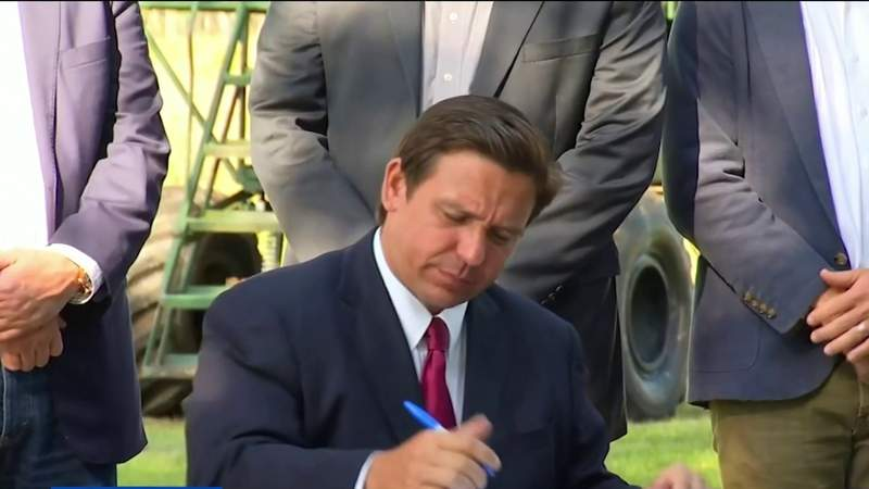 Florida Governor Says He Expected An Increase In COVID-19 Cases In The Summer