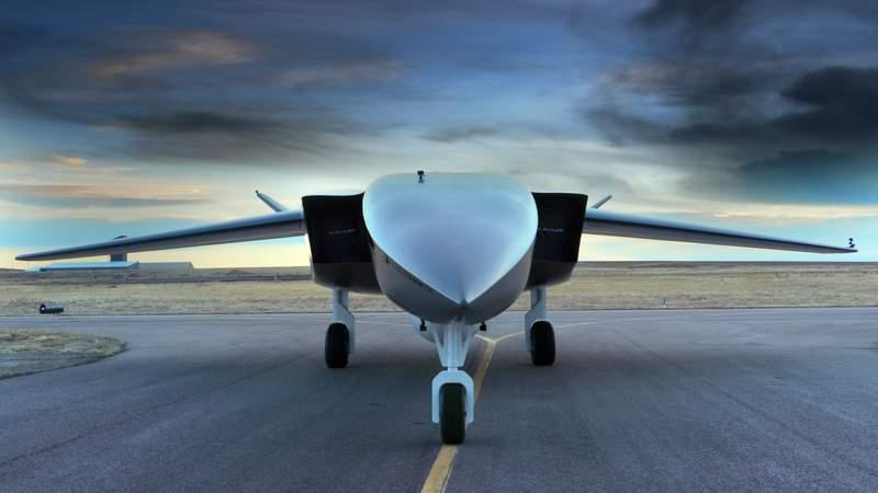 Aevum's autonomous aircraft Ravn X