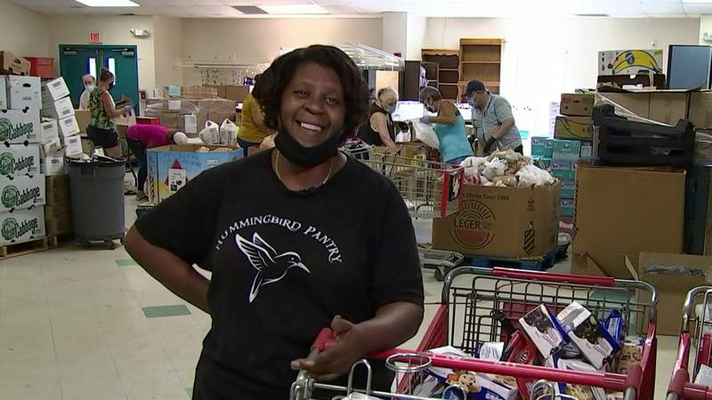 Food pantry founder continues to adapt, provide for increased need