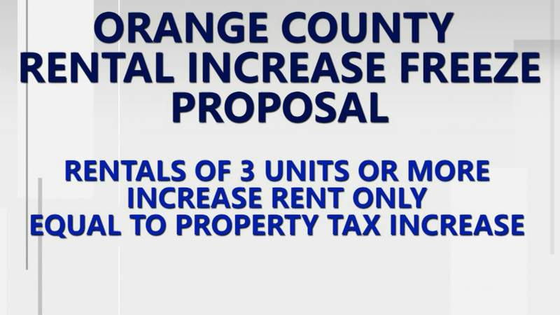 Orange County proposal to freeze rent prices doesn't pass vote