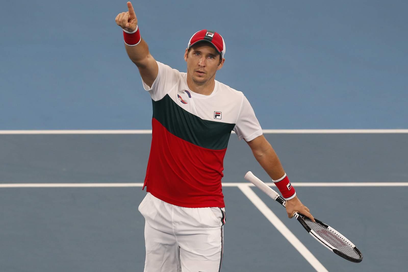 Nadal Leads Spain Into Atp Cup Final Vs Djokovic S Serbia