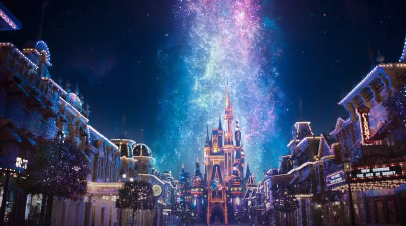 Walt Disney World Resort 50th Anniversary Commercial: The World's Most Magical Celebration