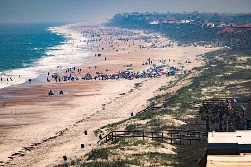 Florida Beaches To Reopen