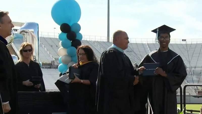 Seminole County Public Schools hold first high school graduation this year