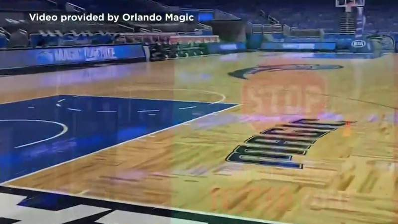 Some fans will have to take COVID-19 test before Orlando Magic games