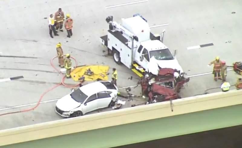 Fatal SR 414 crash