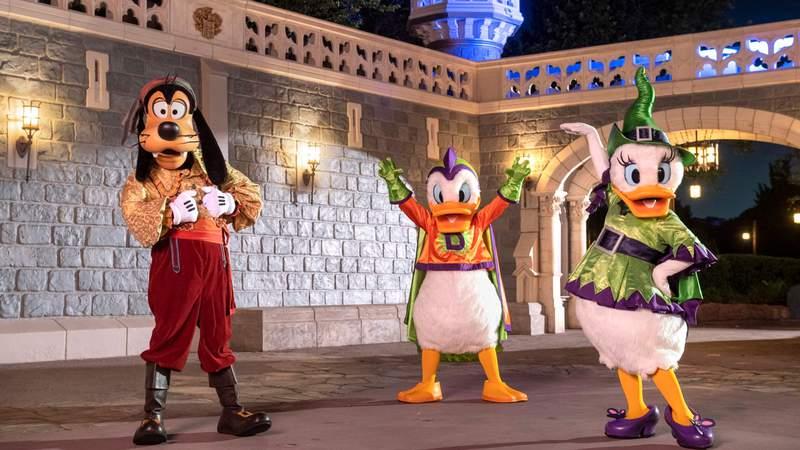 'Disney After Hours BOO BASH' scaring up fun at Magic Kingdom