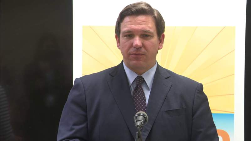 DeSantis on Texas' abortion ban: 'I am going look more significantly at it'