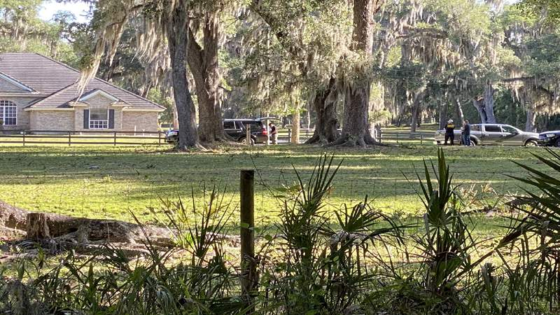 Investigators return to home in Enterprise following shootout between children and deputies