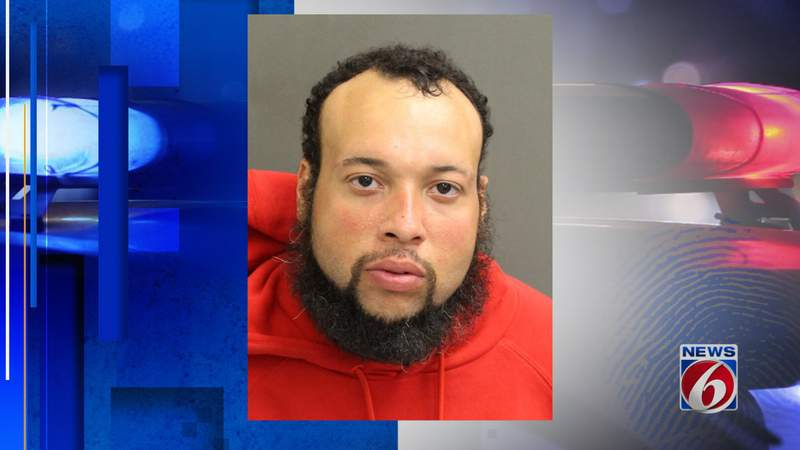 Angel Beltran, 33, is facing kidnapping and carjacking charges.