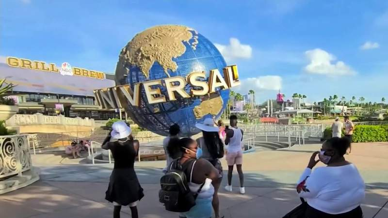 Universal Orlando receives Orange County task force approval to reopen parks to guests June 5