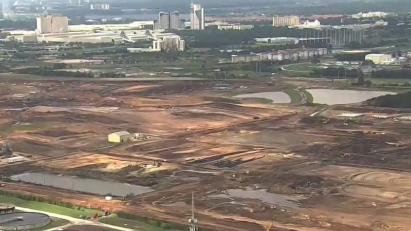 Universal pauses construction on new Epic Universe theme park amid coronavirus pandemic
