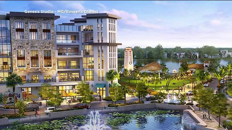 Boomtown: Controversial RoseArts District project passes Orlando planning board for second time
