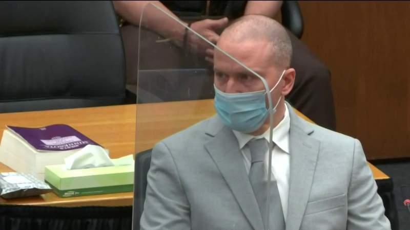 Derek Chauvin sentenced to 22 years for killing George Floyd