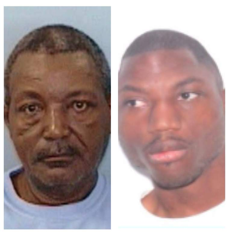 Orlando Police are searching for 65-year-old Harold Junior Brown (left) and 29-year-old Harold DeVante Jones. Courtesy photo