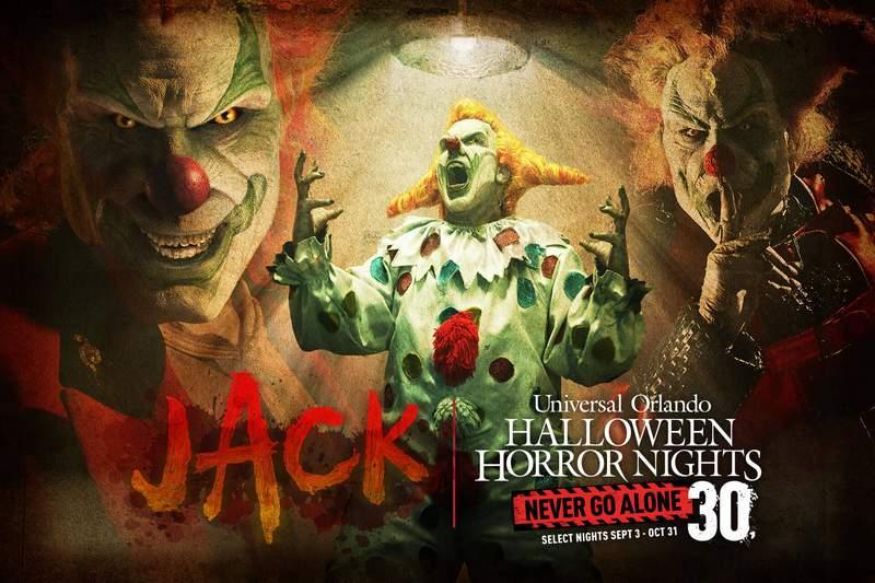 Universal's Halloween Horror Nights Ticket Sweepstakes