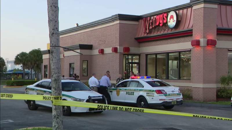 Man shot and killed inside Miami-Dade Wendy's