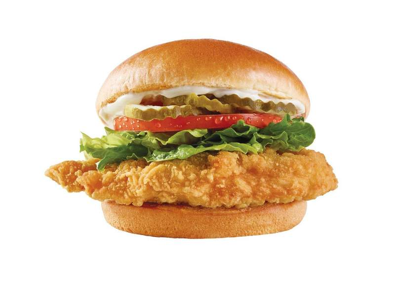 Wendy's promotion allows mobile app users to get a free sandwich with an order every week until Nov. 8.
