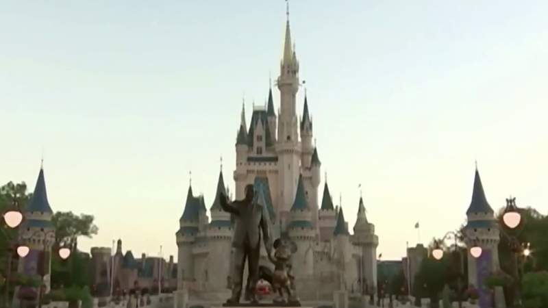 Vaccinated guests can soon ditch masks at Disney World. Here's when the change starts