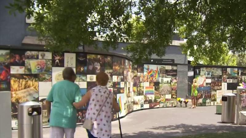 Community gathers at Pulse memorial to remember victims 5 years later