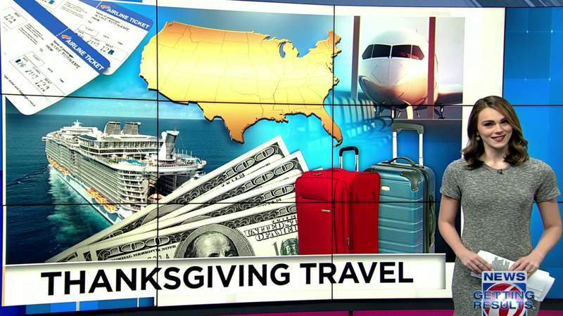 GF Default - Google maps gauges the best and worst time to travel this Thanksgiving