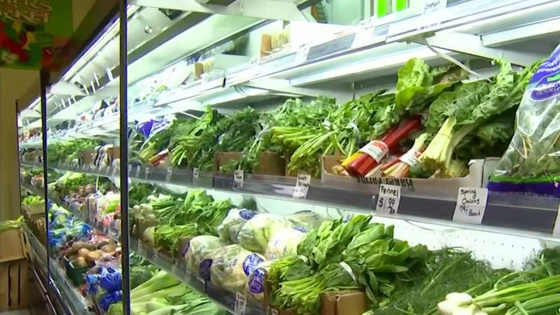 Longwood Farmers Market reopens after fire with the help from community