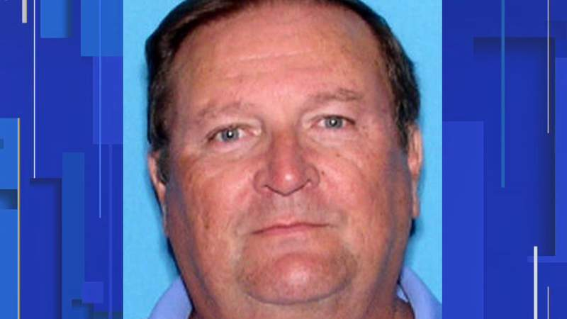 Officers with the Port Orange Police Department are searching for a missing 70-year-old man.