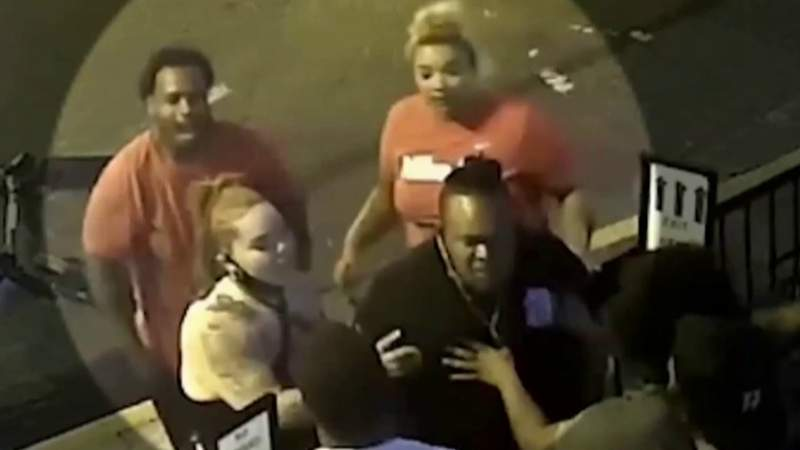 Two couples arrested for June shooting outside downtown Orlando bar
