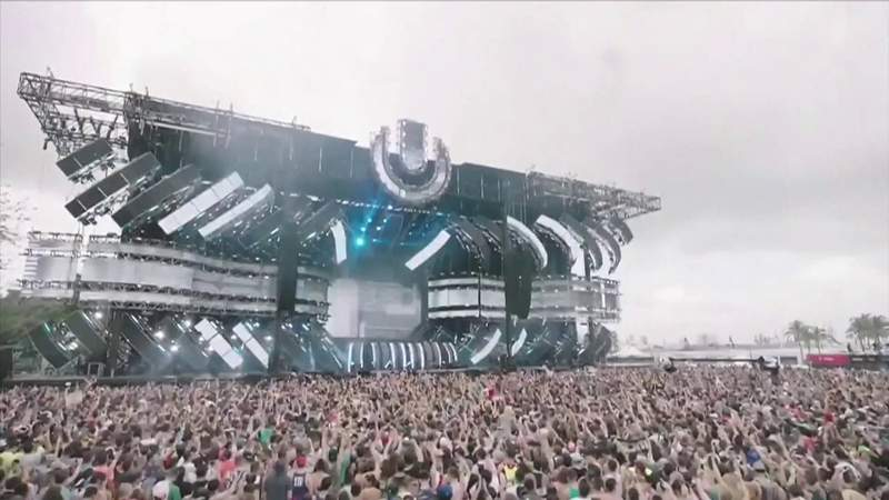Officials postponing Ultra Music Festival amid concerns over coronavirus