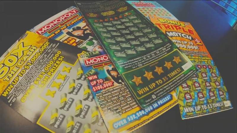 Year of the scratch-off: More than half of winning tickets worth at least $600 claimed in 2020