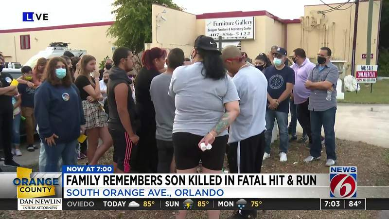 Family remembers son killed in fatal hit & run