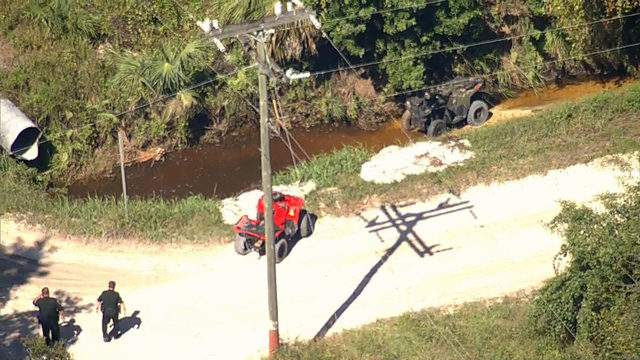 A child is injured in an ATV crash in Brevard County, officials say.