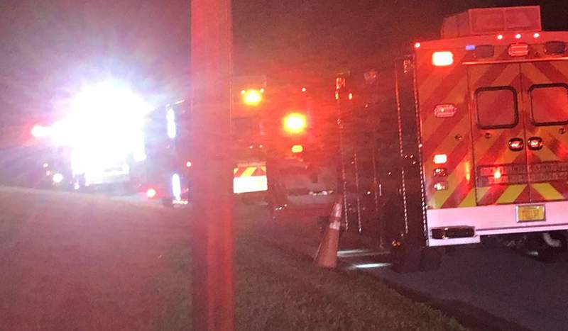 No one is injured in a house fire near Longwood.